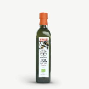 Bouteille huile d'olive Demeter
