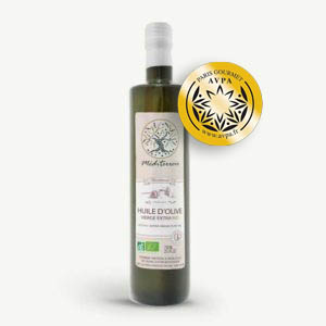 Huile d'Olive bio Tazamour