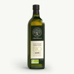 Huile d'olive bio promo
