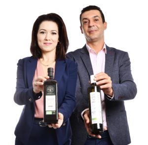 Producteurs d'huile d'olive bio