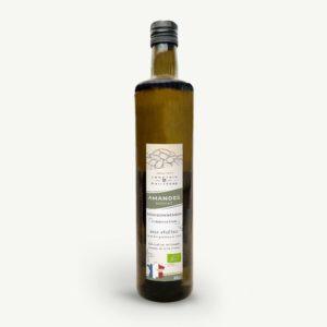 huile d'amande douce bio